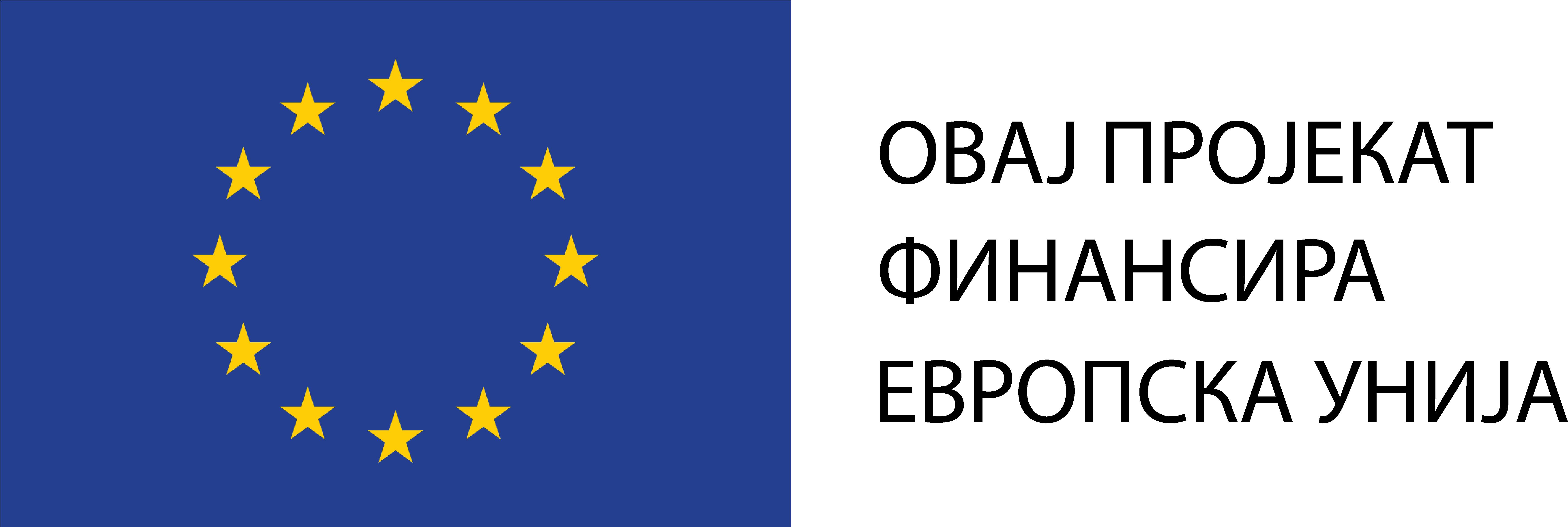 Projekat finansira Evropska Unija